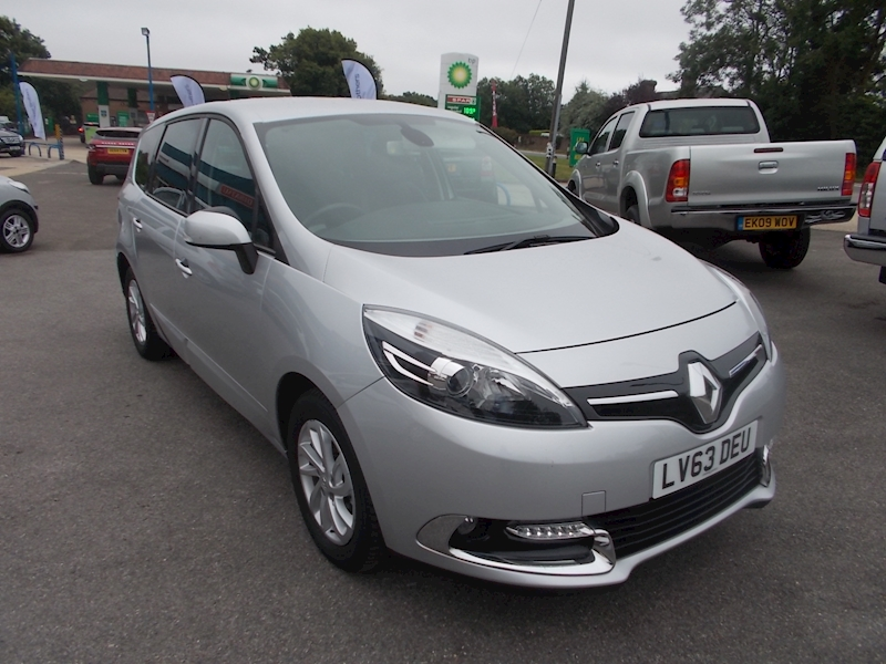 Renault Scenic Grand Dynamique Tomtom Dci S/S