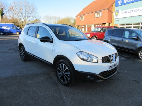 Used cars in etchingham east sussex ashdene garage for Garage nissan qashqai