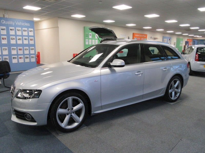 Audi A4 Avant Tdi Dpf S Line
