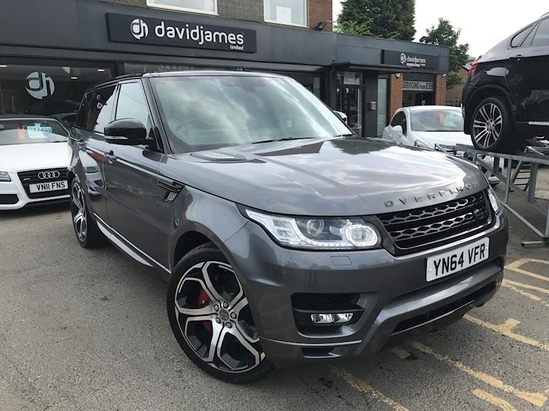 Land Rover Range Rover Sport Sdv6 Hse Dynamic