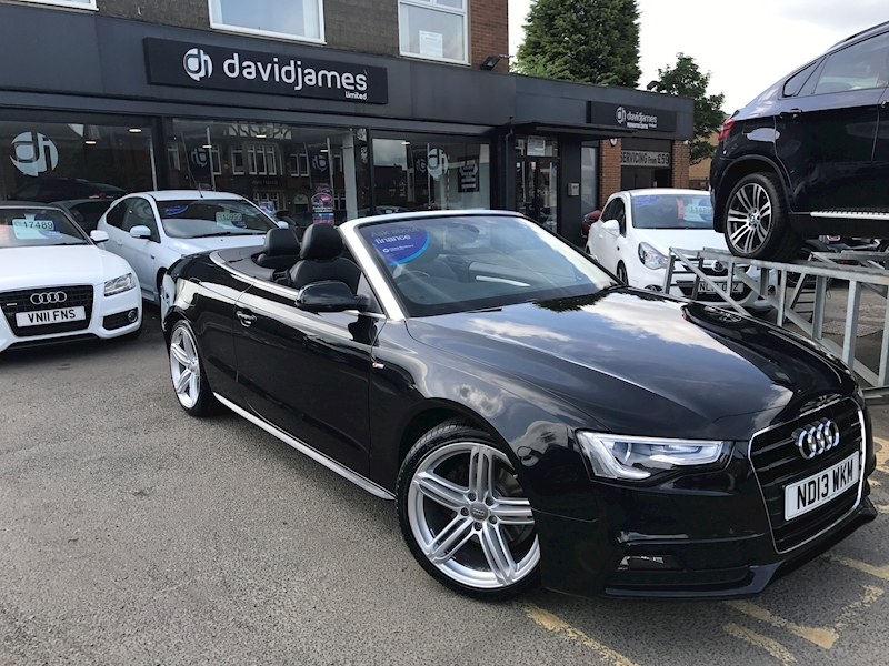 Audi A5 Tdi S Line Special Edition