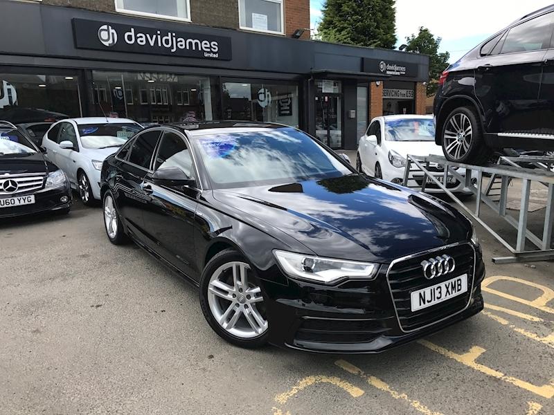 Audi A6 Tdi S Line