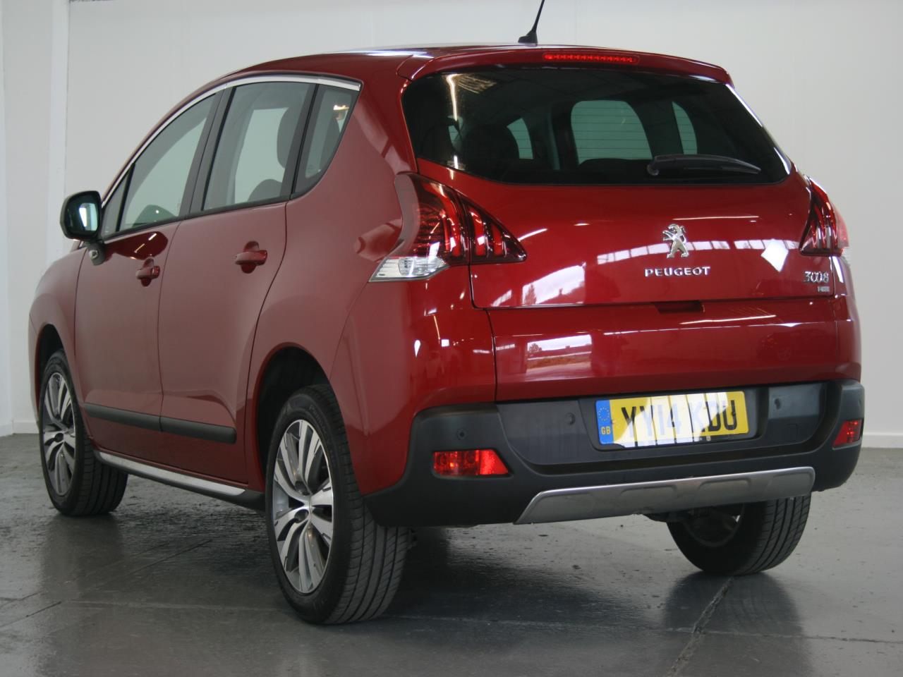 used peugeot 3008 hdi active 2014 hammond road cars great yarmouth. Black Bedroom Furniture Sets. Home Design Ideas