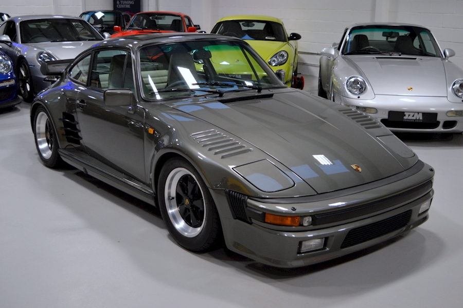 Porsche 911 Turbo 930 Turbo Flatnose