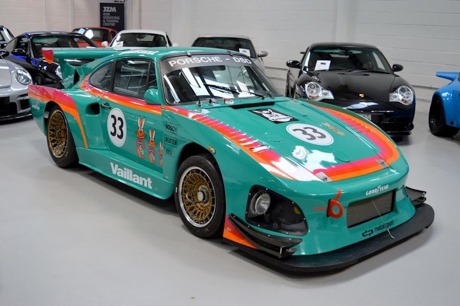 Porsche 935 K3 Tribute Recreation
