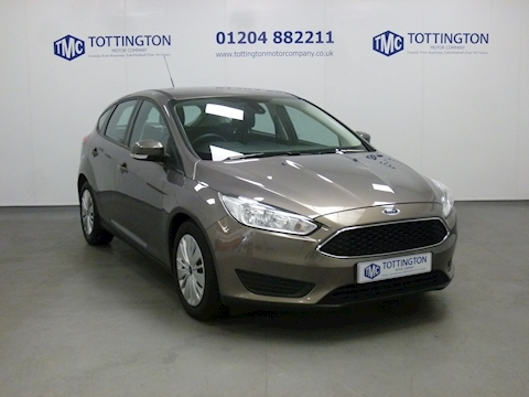 Ford Focus Style EcoBoost