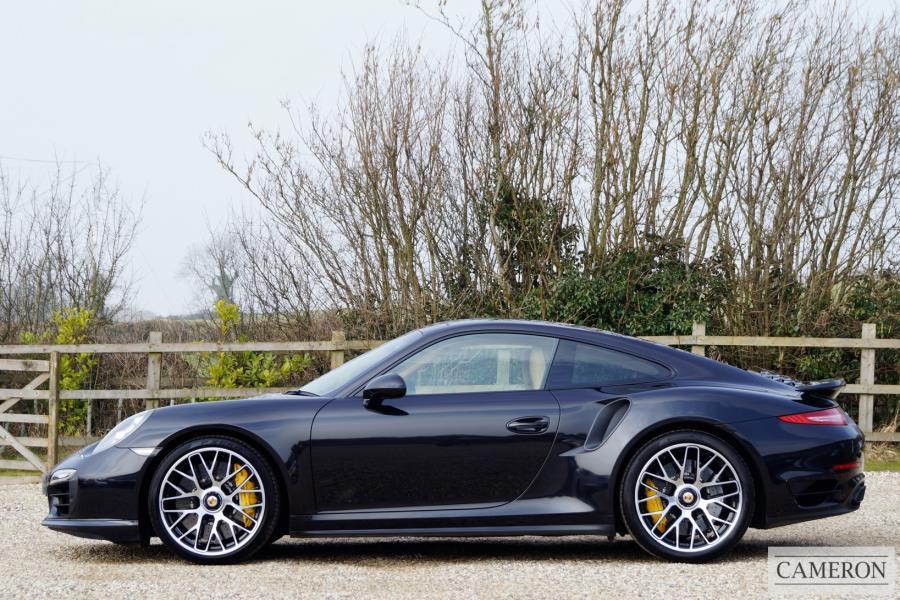 Porsche 911 991 Turbo S Coupe