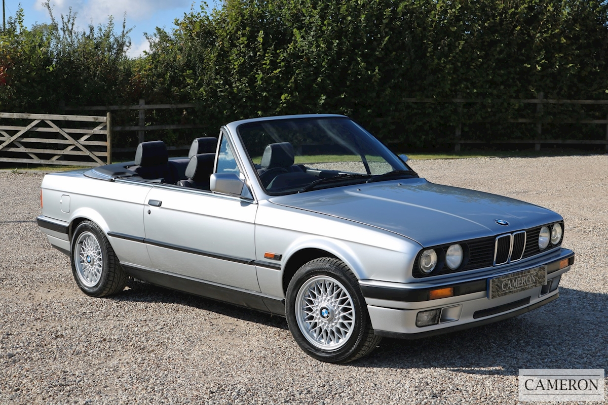 used bmw e30 320i convertible 1992 cameron sports cars. Black Bedroom Furniture Sets. Home Design Ideas