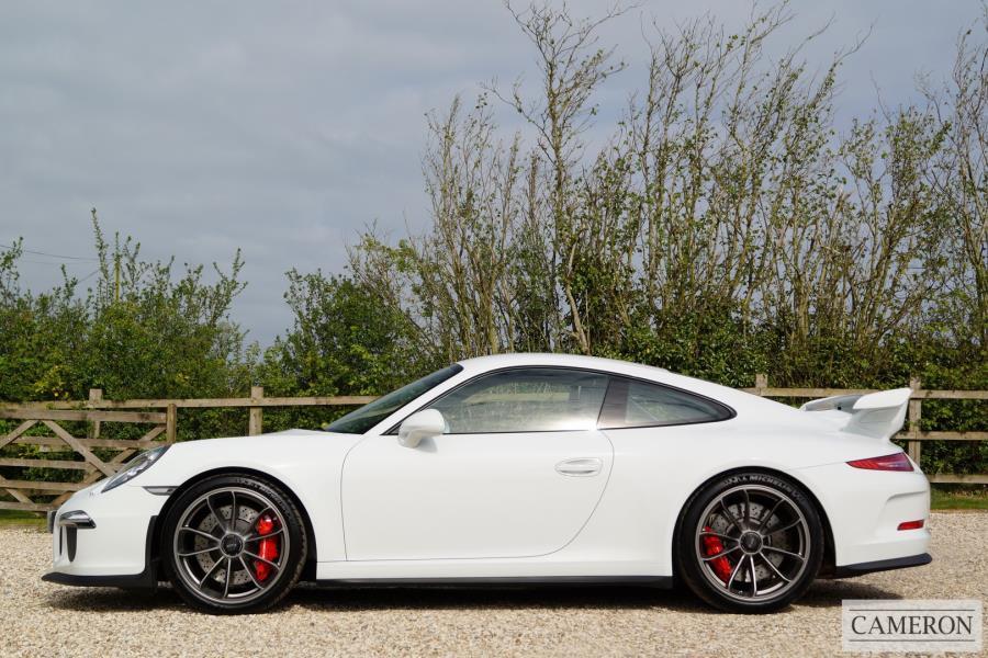 Porsche 911 991 GT3 Clubsport