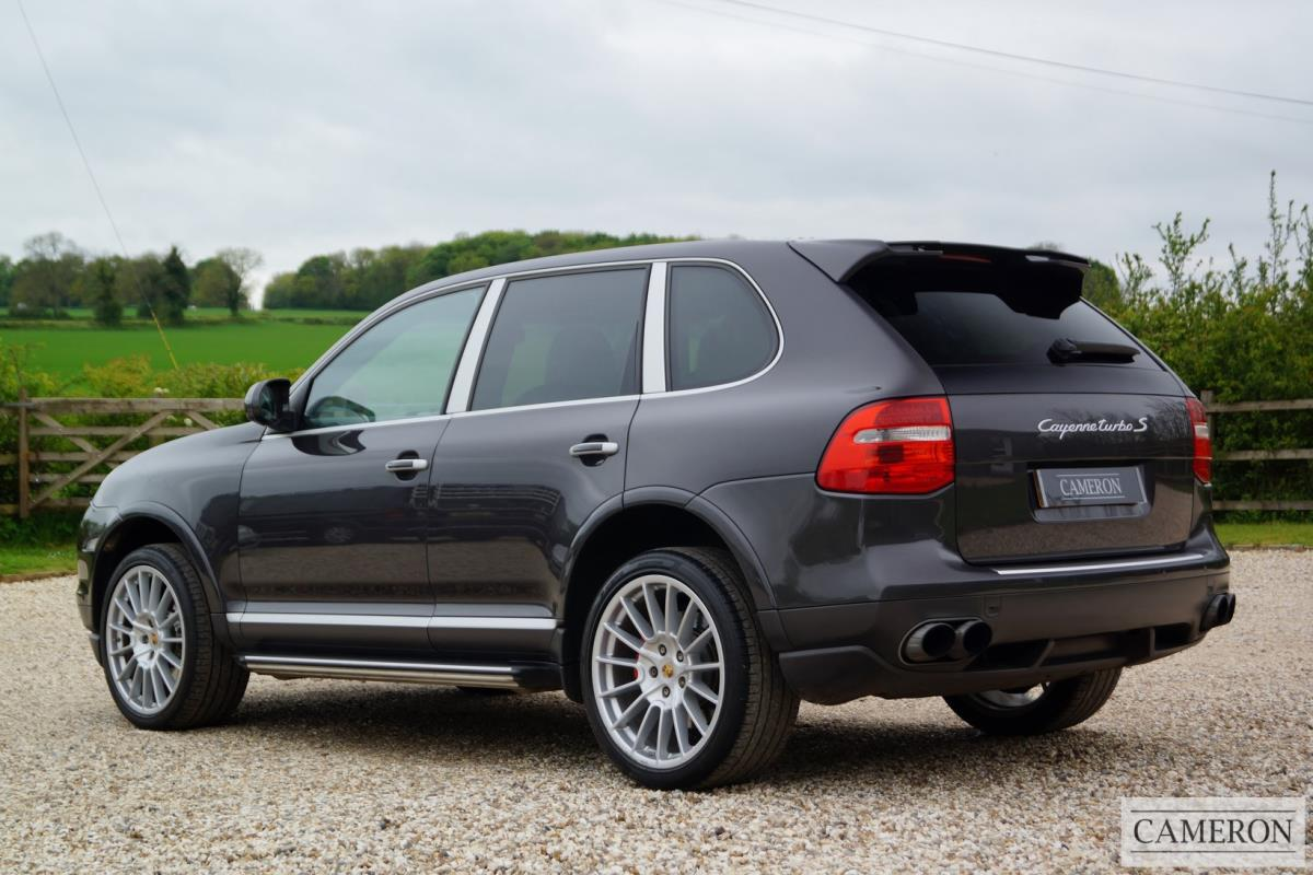 used porsche cayenne turbo s 2008 cameron sports cars. Black Bedroom Furniture Sets. Home Design Ideas