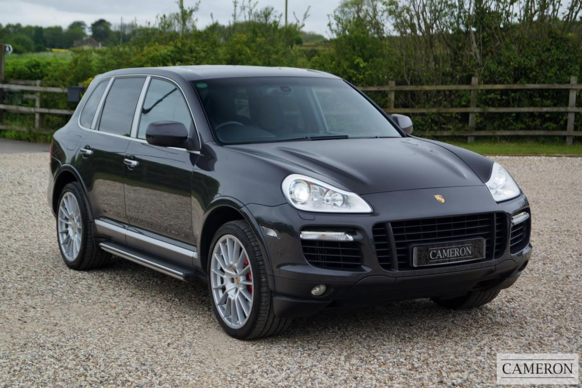 Used Porsche Cayenne Turbo S 2008 Cameron Sports Cars