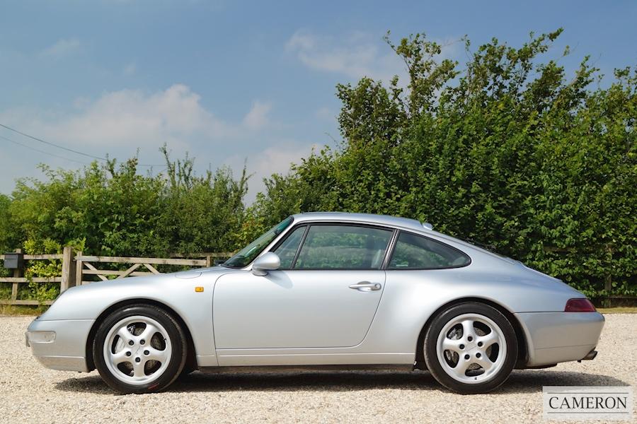 Porsche 911 993 Carrera 4 Coupe