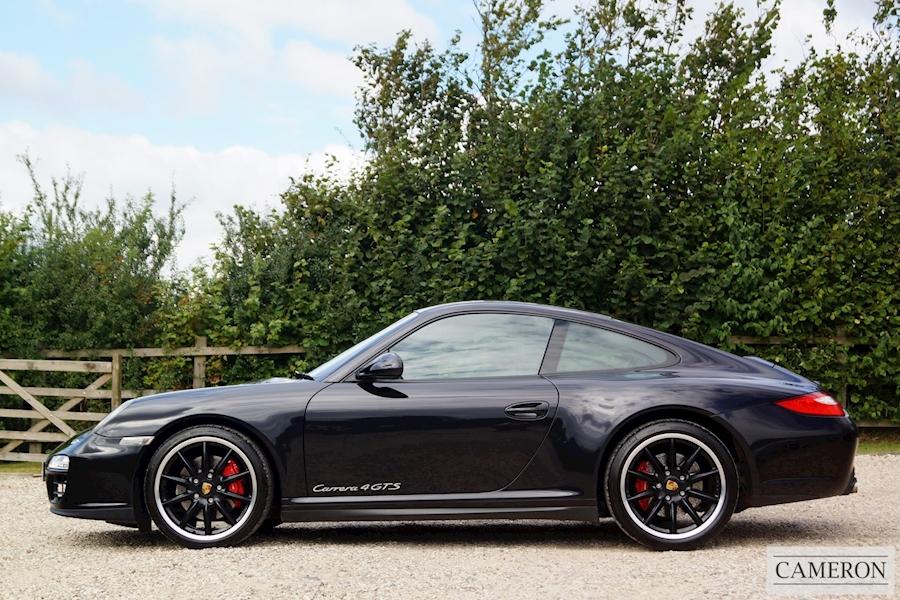 Porsche 911 997 Carrera 4 GTS PDK