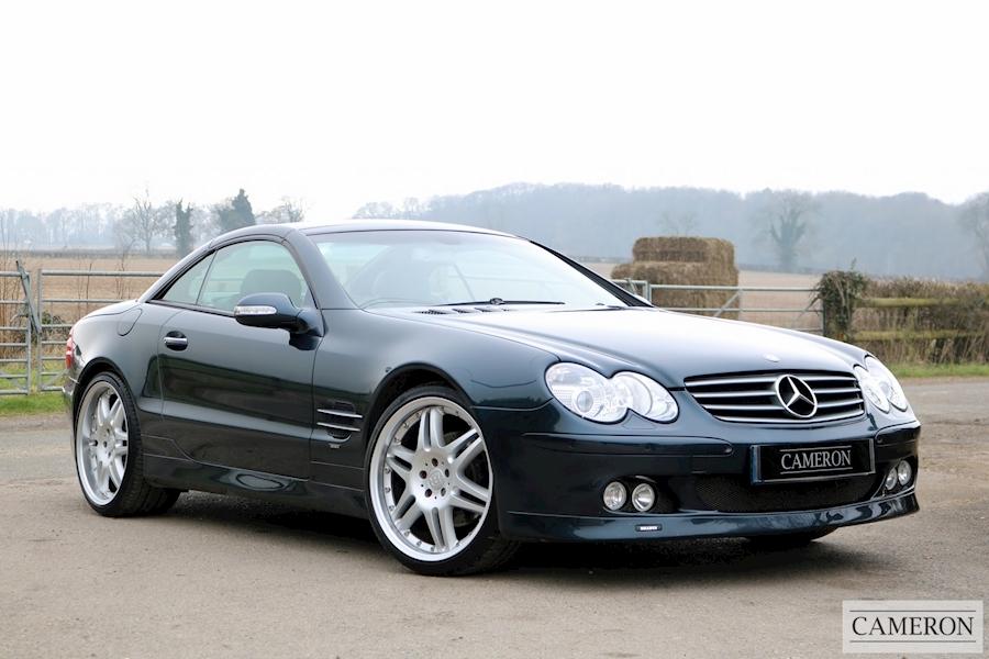 Mercedes Sl Brabus SL500 V8