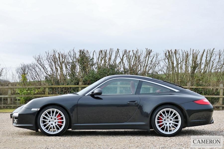 Porsche 911 997 Targa 4S Gen 2 PDK