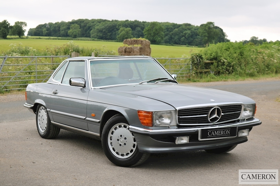 Mercedes 420 Sl Sl