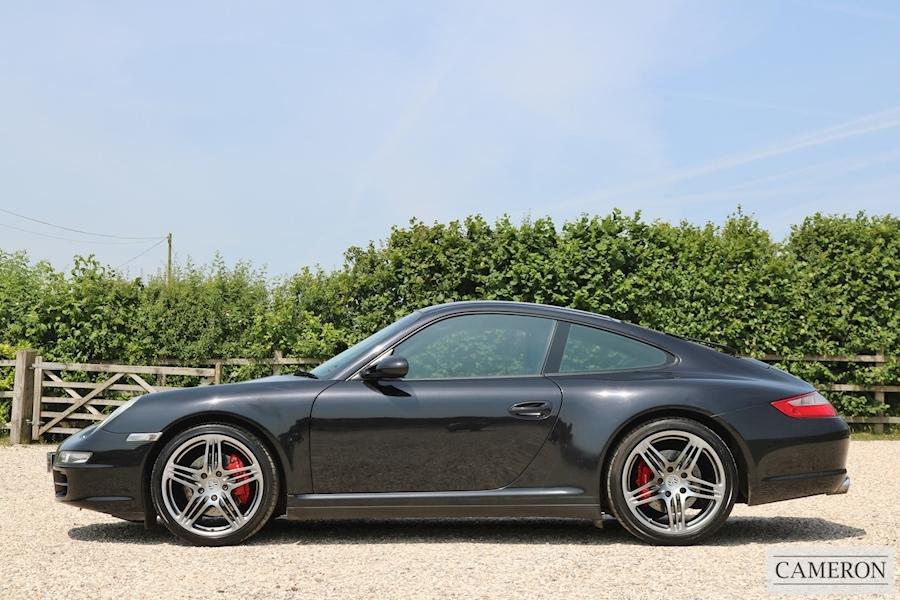 Porsche 911 997 Carrera 4 S Coupe