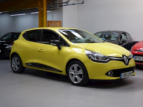 Renault Clio Dynamique Medianav Tce