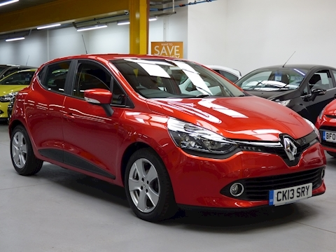 Renault Clio Expression Plus Tce