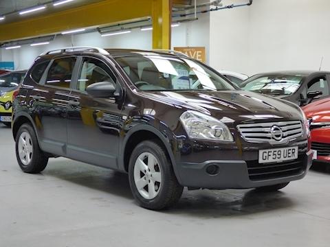 Nissan Qashqai Visia Plus 2