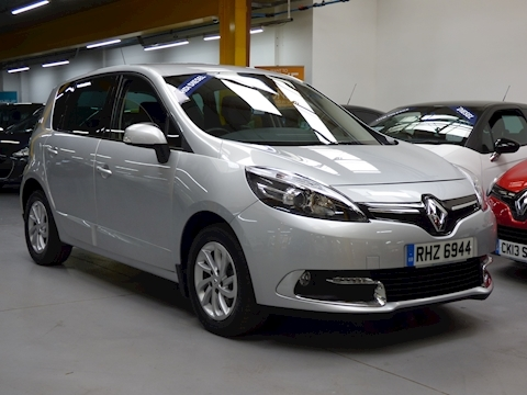 Renault Scenic Dynamique Tomtom Dci S/S
