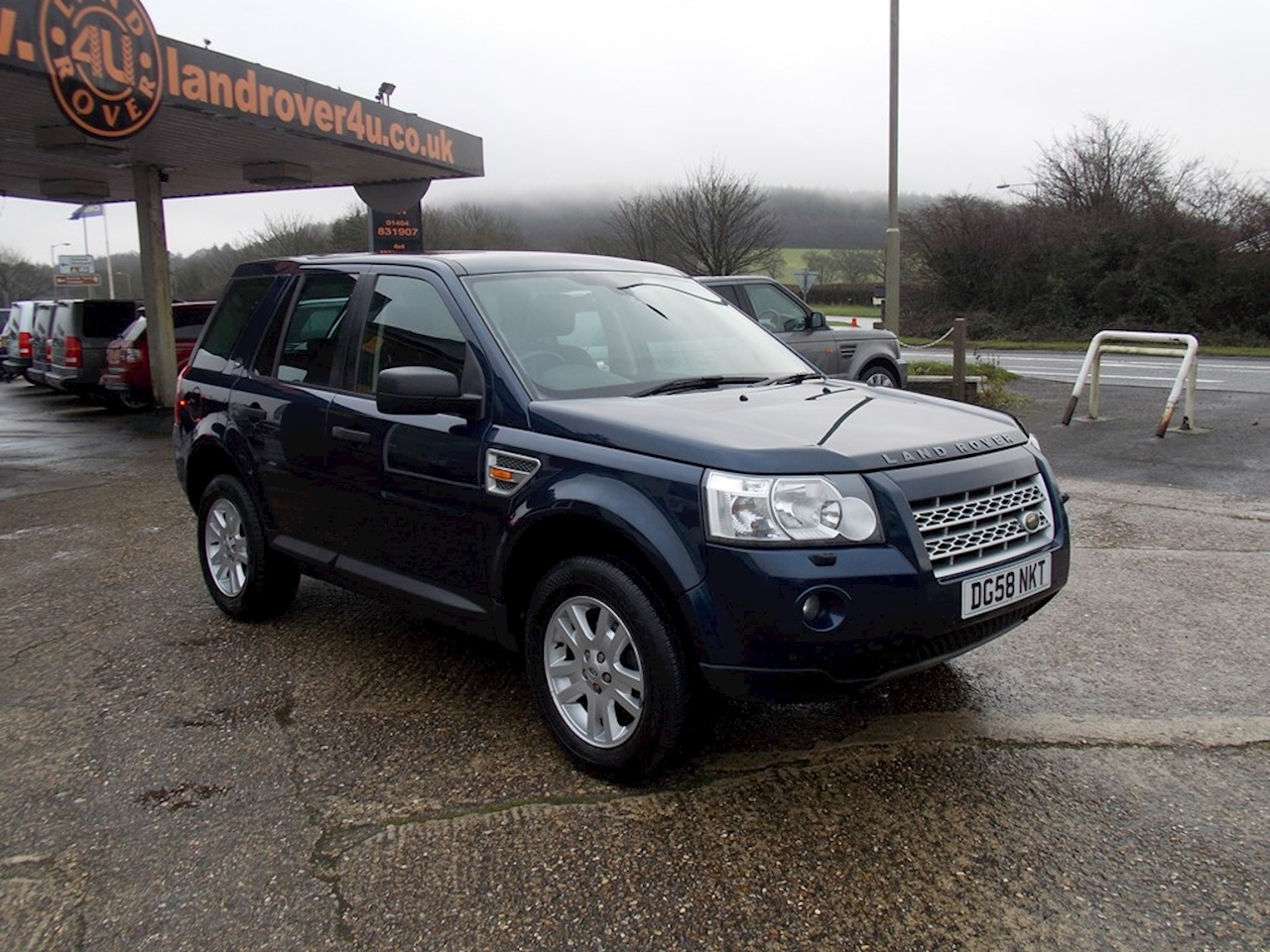 used land rover freelander 2 td4 se landrover4u vehicle. Black Bedroom Furniture Sets. Home Design Ideas