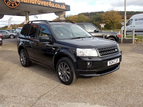 Land Rover Freelander 2 Sd4 Sport Le