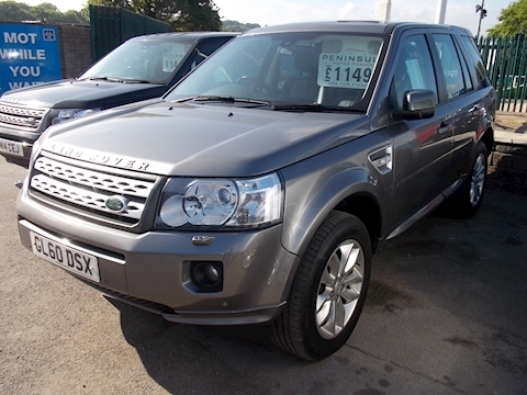 Land Rover Freelander 2 2.2 SD4 HSE