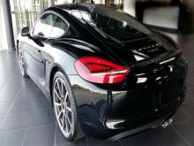 Porsche Cayman Black Edition PDK - Thumb 4