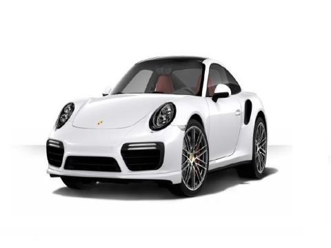 BRAND NEW Porsche 991 Turbo GEN II PDK Coupe