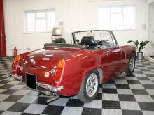 1971 'K' Austin Healey Sprite 1275 2dr Roadster Manual Petrol - Thumb 4