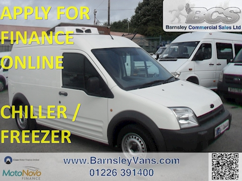 Ford Transit Connect 1.8 2005