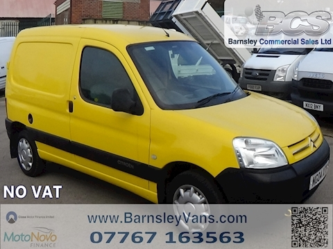 Citroen Berlingo Van 1.9 2004