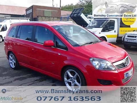 Vauxhall Zafira 1.7 2011