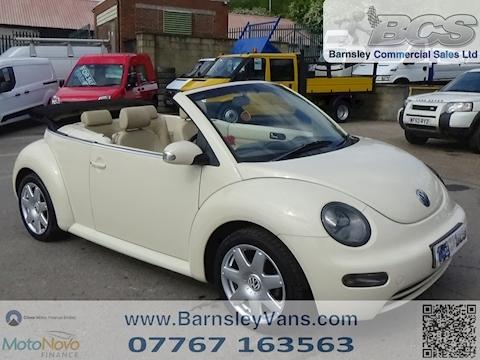 Volkswagen Beetle 2.0 2003