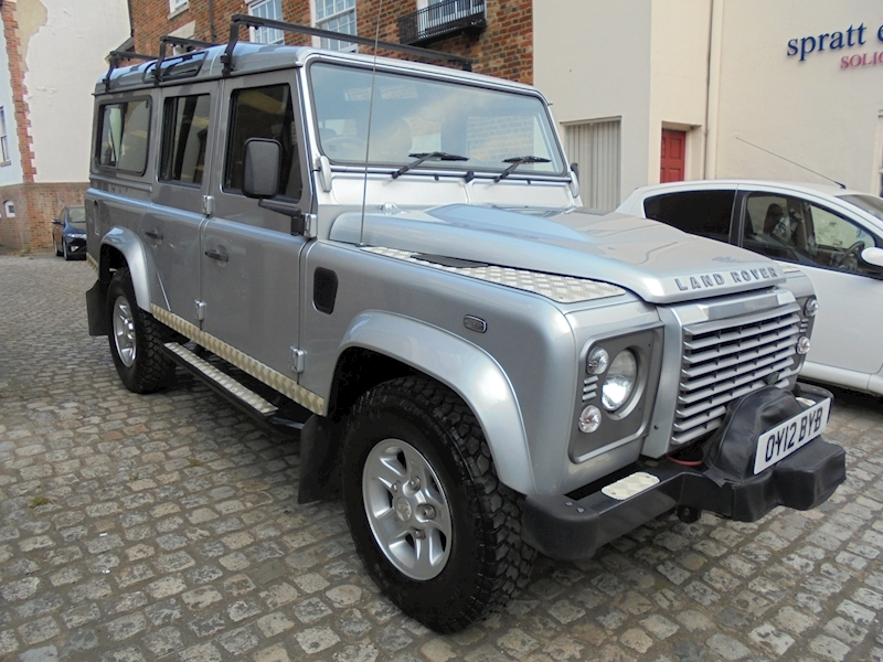 Land Rover Defender 110 Xs Td Td Xs Station Wagon