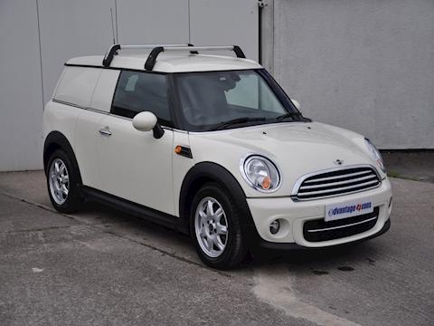 Mini Mini Clubvan