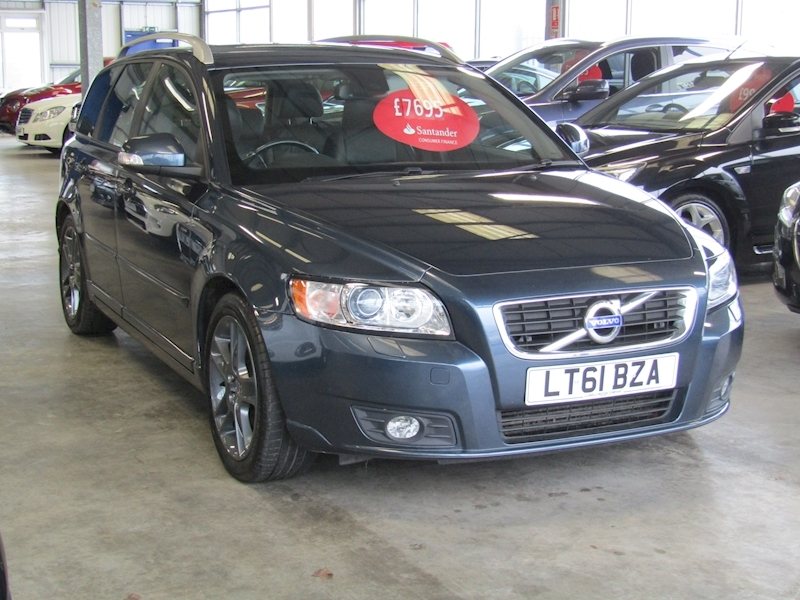 Volvo V50 Drive Se Lux Edition Start/Stop