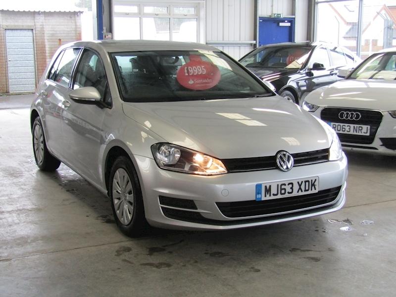 Volkswagen Golf S Tsi Bluemotion Technology