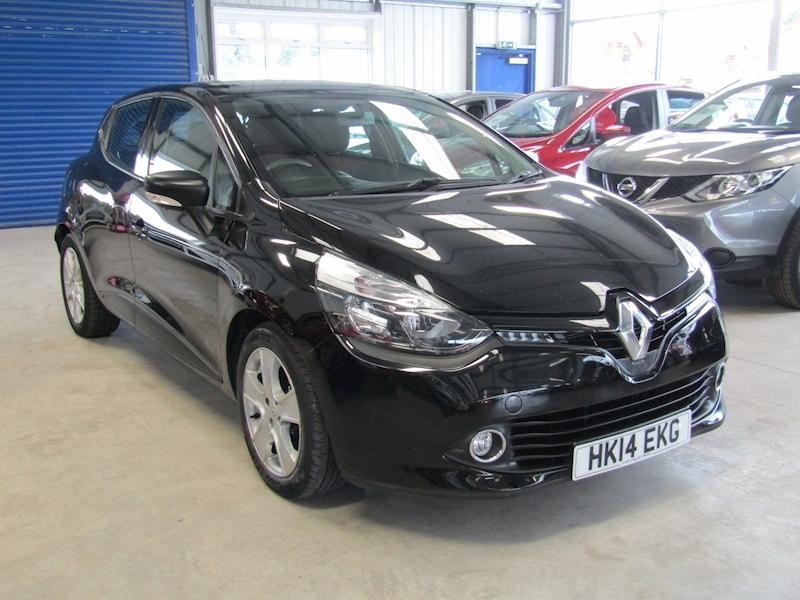 Renault Clio Expression Plus Tce