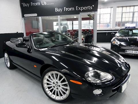 Jaguar/Daimler Xk8 Convertible 2005