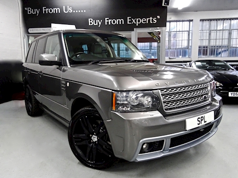 Land Rover Range Rover Overfinch Tdv8 Vogue 2009