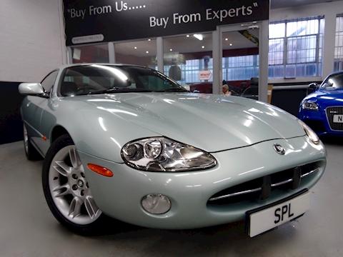 Jaguar Xk8 Coupe 2000