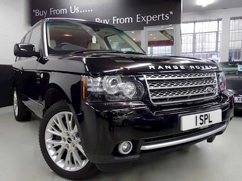 Land Rover Range Rover Tdv8 Westminster 2012