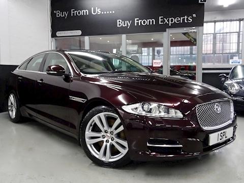 Jaguar Xj D V6 Luxury 2011