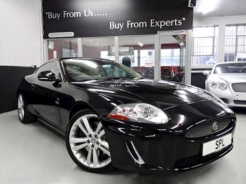 Jaguar Xk Xk Portfolio 2010
