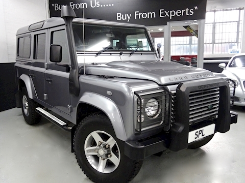 Land Rover Defender 110 Xs Td Td Xs Station Wagon 2012