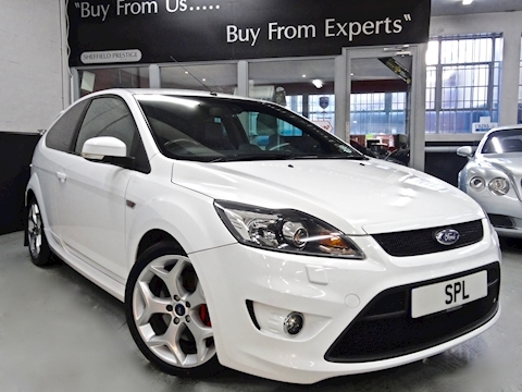 Ford Focus St-3 2010