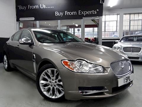 Jaguar Xf V6 Premium Luxury 4d 2008