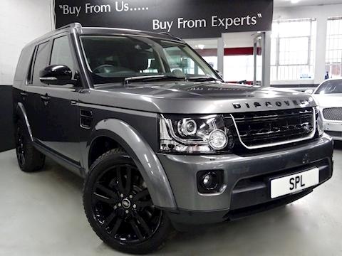 Land Rover Discovery Sdv6 Se Tech 2015